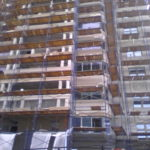 Фото демонтаж ул. Серпуховской Вал.