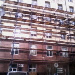 Фото монтаж рамных ул. Дмитрия Ульянова.