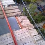 Монтаж хомутовых лесов Спасская Церковь (13)
