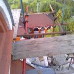 Монтаж хомутовых лесов Спасская Церковь (21)