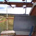 Монтаж хомутовых лесов Спасская Церковь (7)