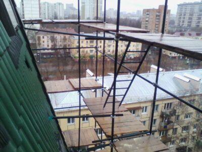 Фото монтаж хомутовых ул. Дмитрия Ульянова
