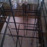 Монтаж внутри Сергиевской Церькви (24)